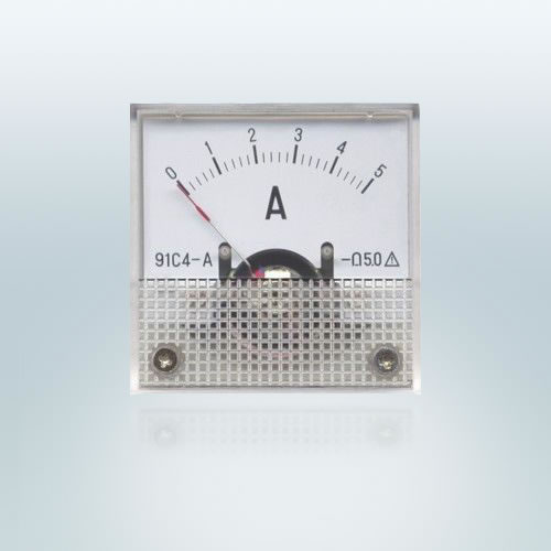 91 Moving Coil instrument DC Ammeter